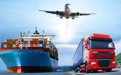 International goods Shifting